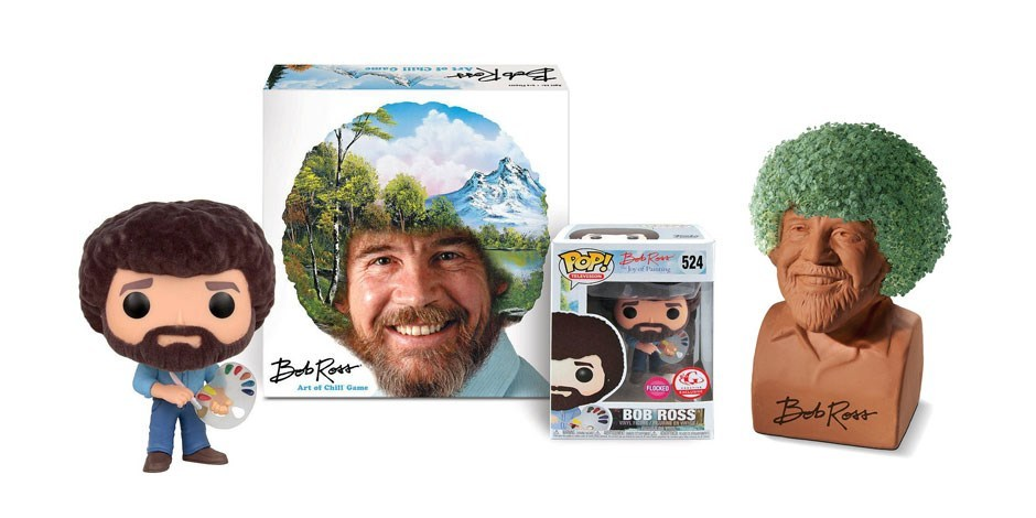Target Will Now Help You Bob Ross and Chill