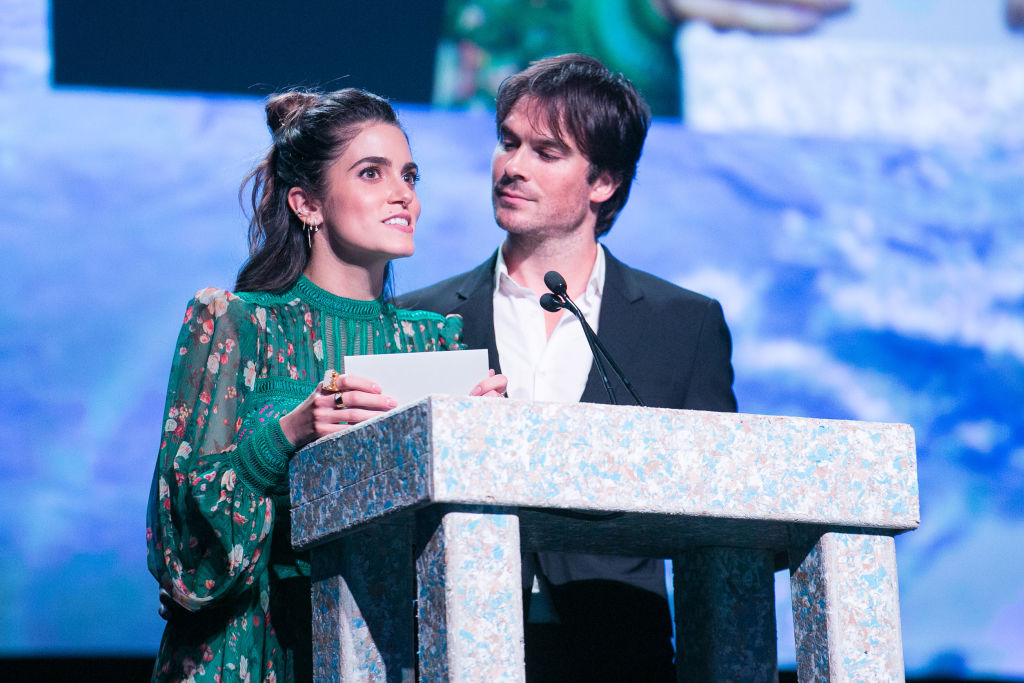 Nikki Reed & Ian Somerhalder Apologize for Birth Control Controversy