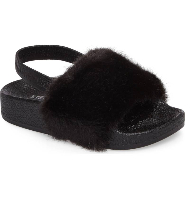 North West's Fur Slides