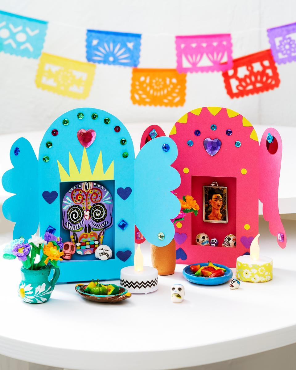 5 Fun Day of the Dead Crafts and Treats for Kids