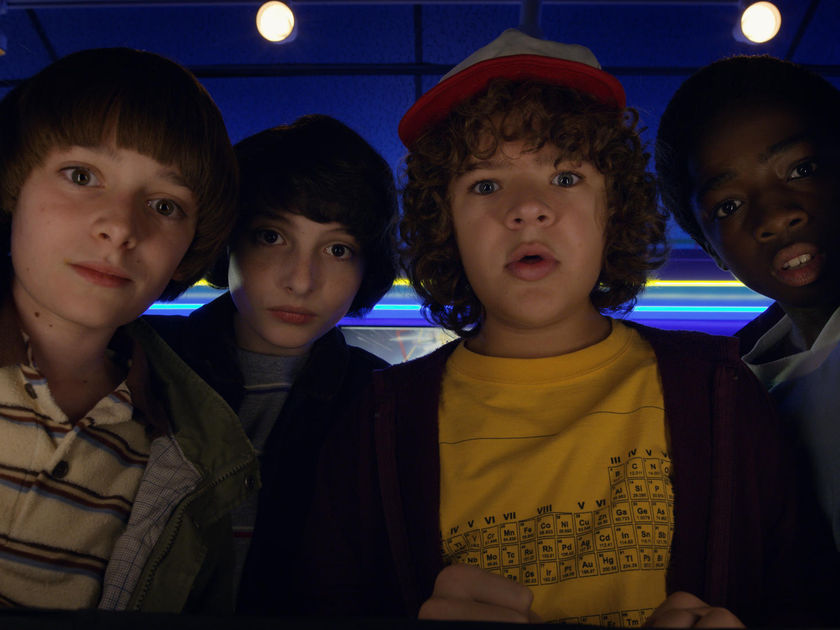 I'm Binge Watching 'Stranger Things' With My Kids This Weekend. Should You?