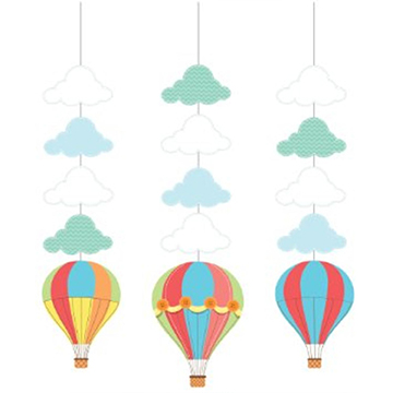Cut-Out Hanging Decorations