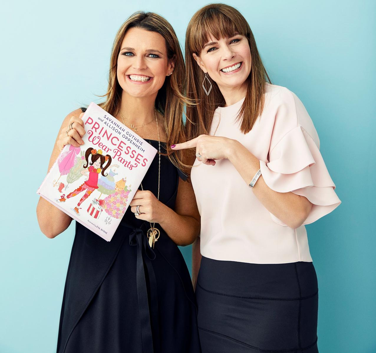 Savannah Guthrie On Writing—and Sharing—Stories