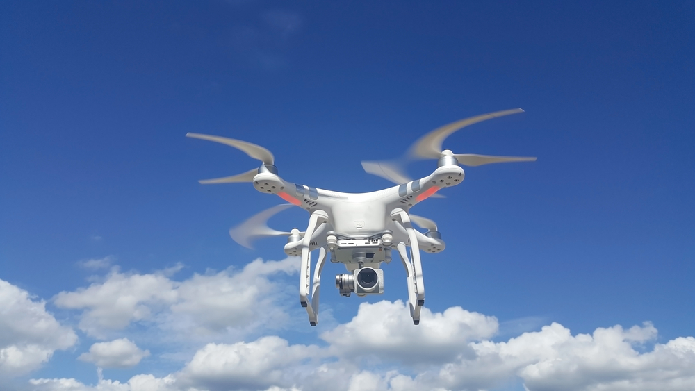 Scary! Someone Used a Drone to Lure Kids Away From a Playground
