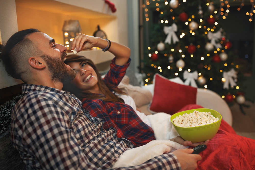 Here's the Hallmark Movie Drinking Game That Will Make Your Holiday Season