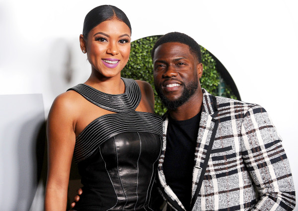 Kevin Hart and Eniko Parrish Welcome First Child