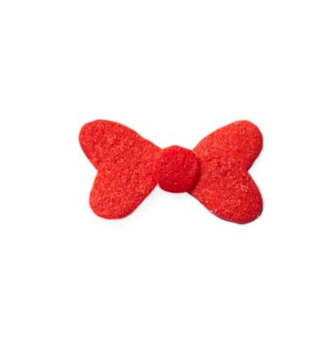 Gingerbread Man Accessories Bow