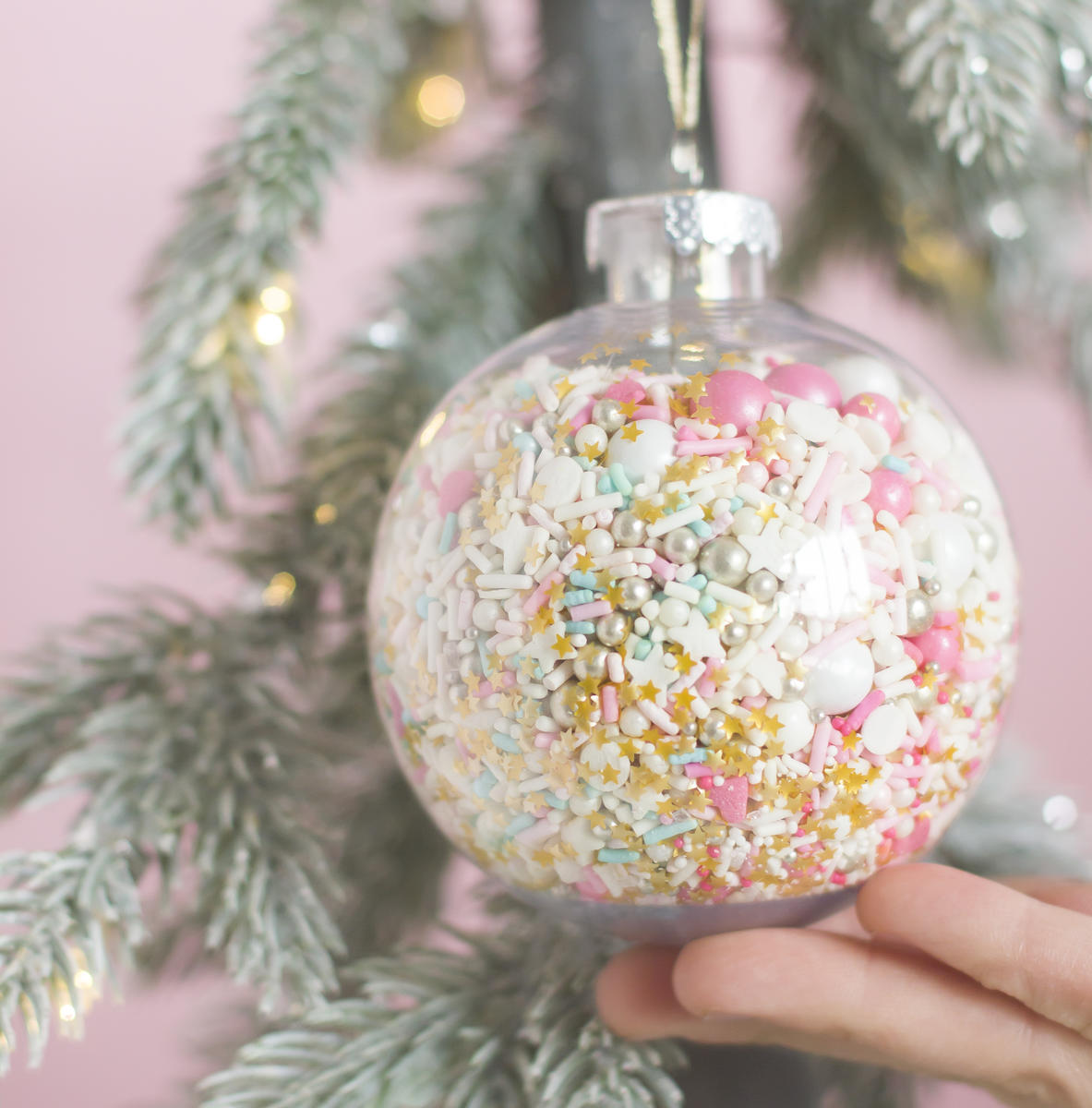 TK DIY Ornaments to Spruce Up Your Tree For The Holidays
