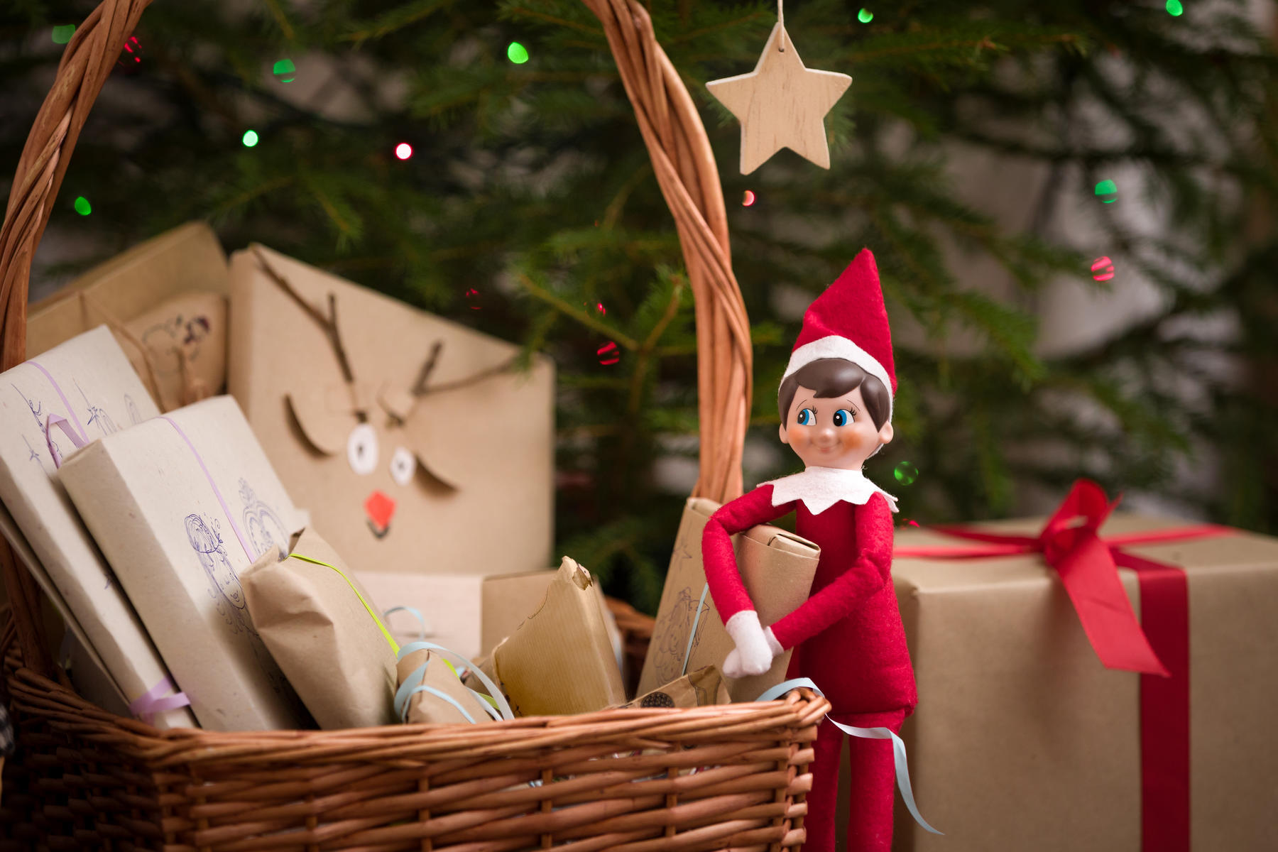 Elf on a Shelf Fire Hazard Is a Cause for Concern After One Home Nearly Burns Down