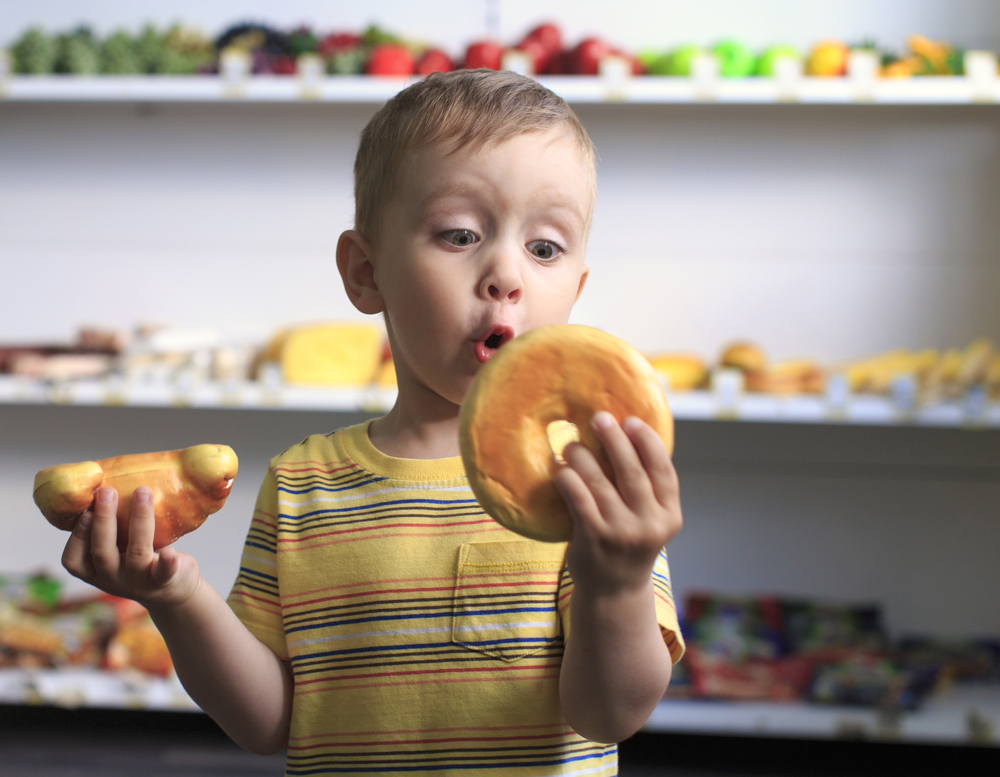 How to Handle a Food-Obsessed Toddler