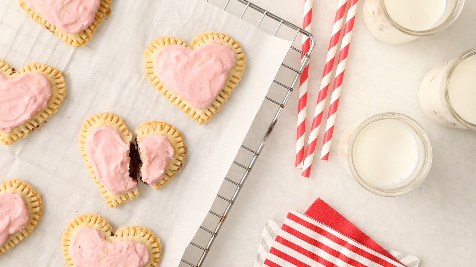 3 Easy Valentine's Day Treats