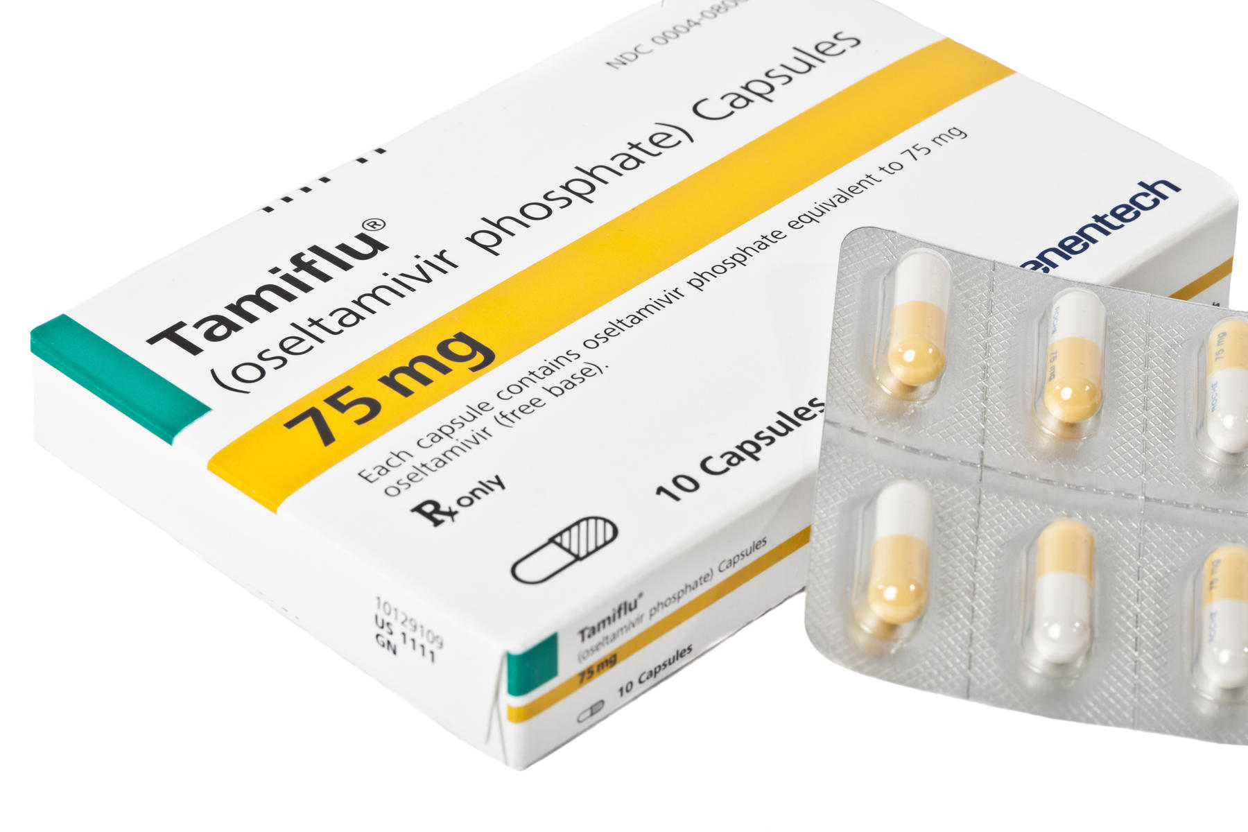 Little Girl Suffers Hallucinations & Other Scary Side Effects After Taking Tamiflu