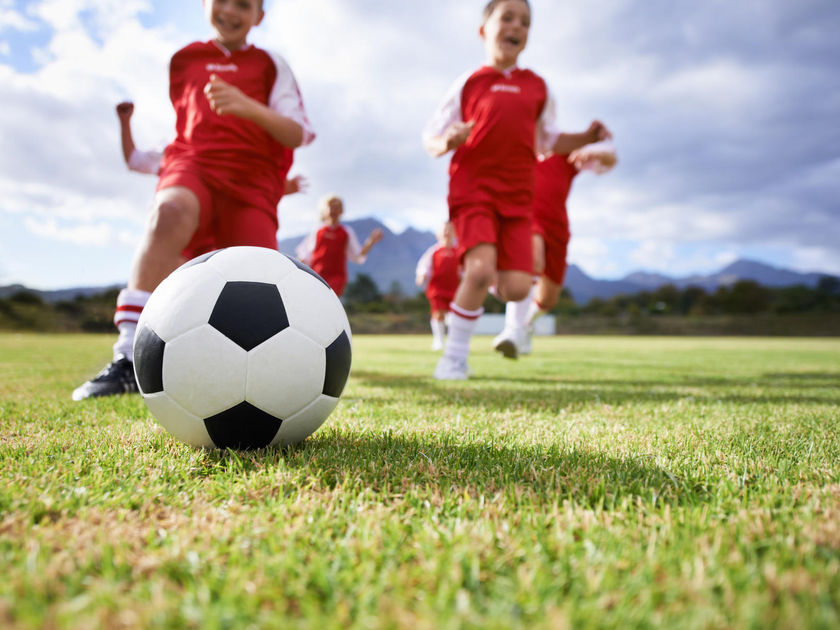 Mom Who Napped at a Soccer Game Scores a Round of Applause From the Internet