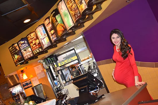 Taco Bell Mommy Blogger Shoot