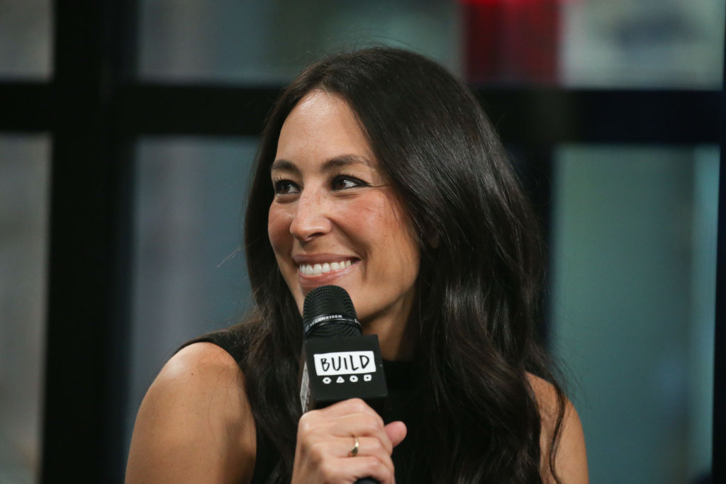 Joanna Gaines Just Shared Her Strange Pregnancy Cravings
