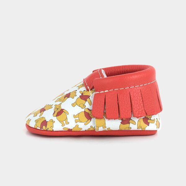It's National Winnie the Pooh Day and We're Celebrating with These Baby Moccasins