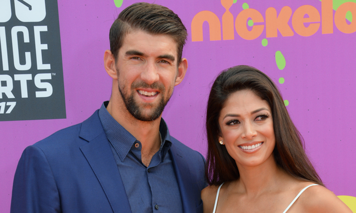 Michael Phelps & His Wife Nicole Welcome Their Second Baby Boy