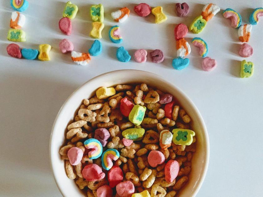 Lucky Charms Cereal Gets a New Permanent Marshmallow & It's a Magical Unicorn