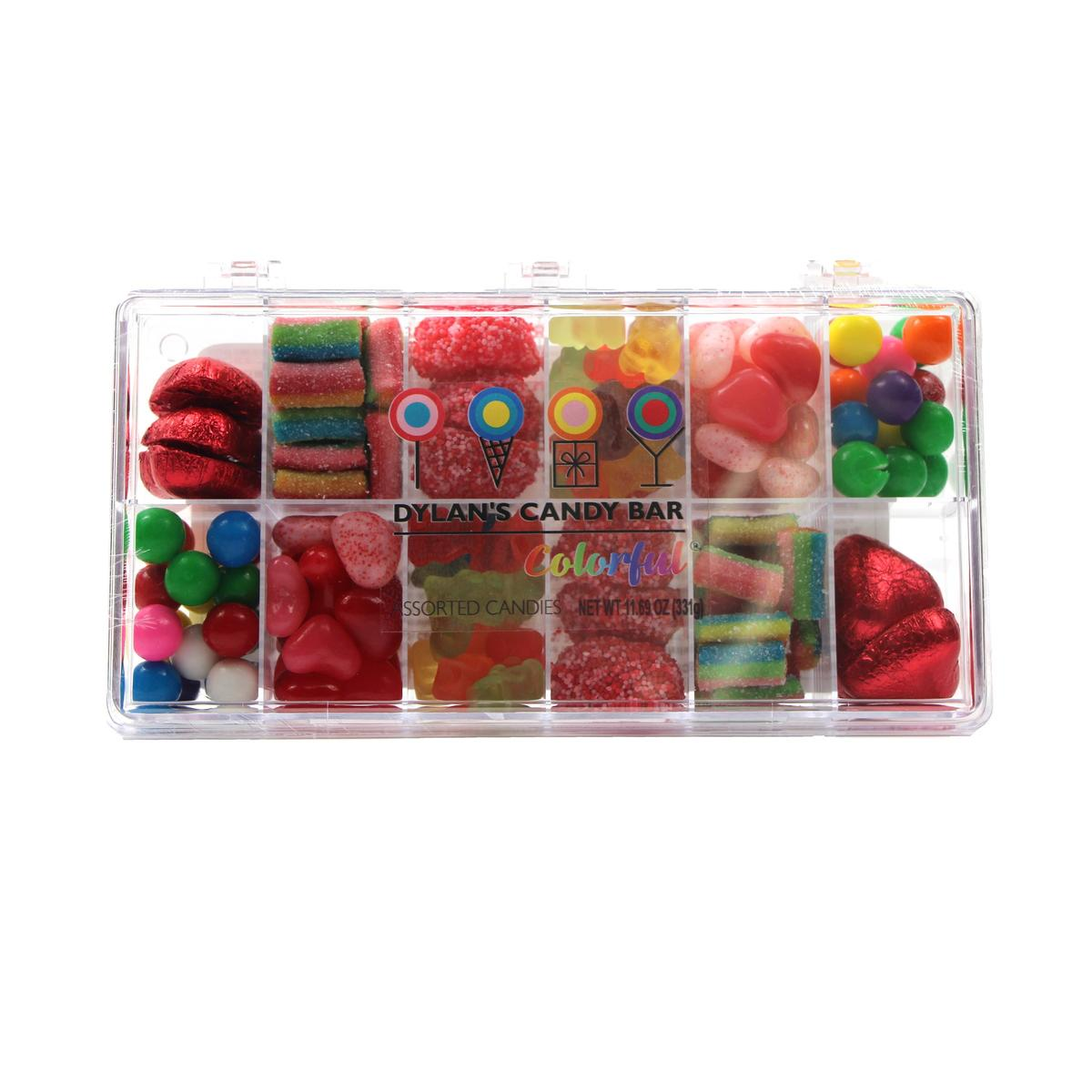 Dylan's Candy Bar Rectangle Box