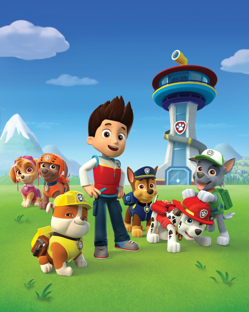 One Dad's Unanswered 'PAW Patrol' Questions Spark Chain of Conspiracy Theories on Twitter