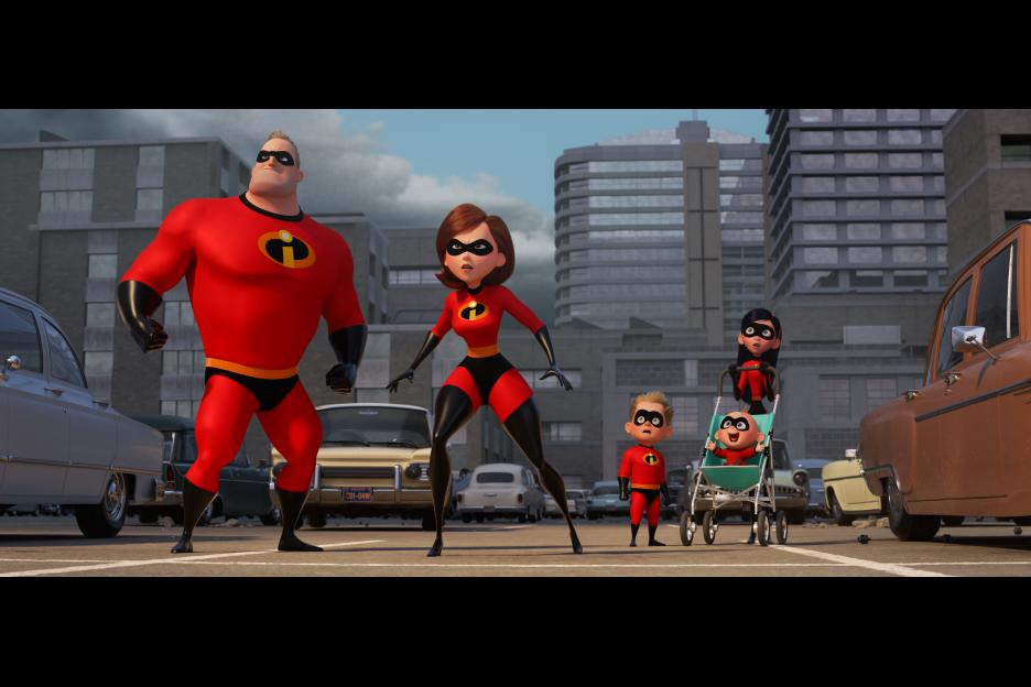 The Incredible Family