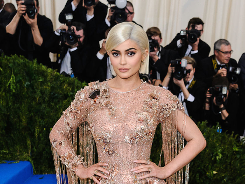New Mom Kylie Jenner Is Being Shamed for Her Long Nails