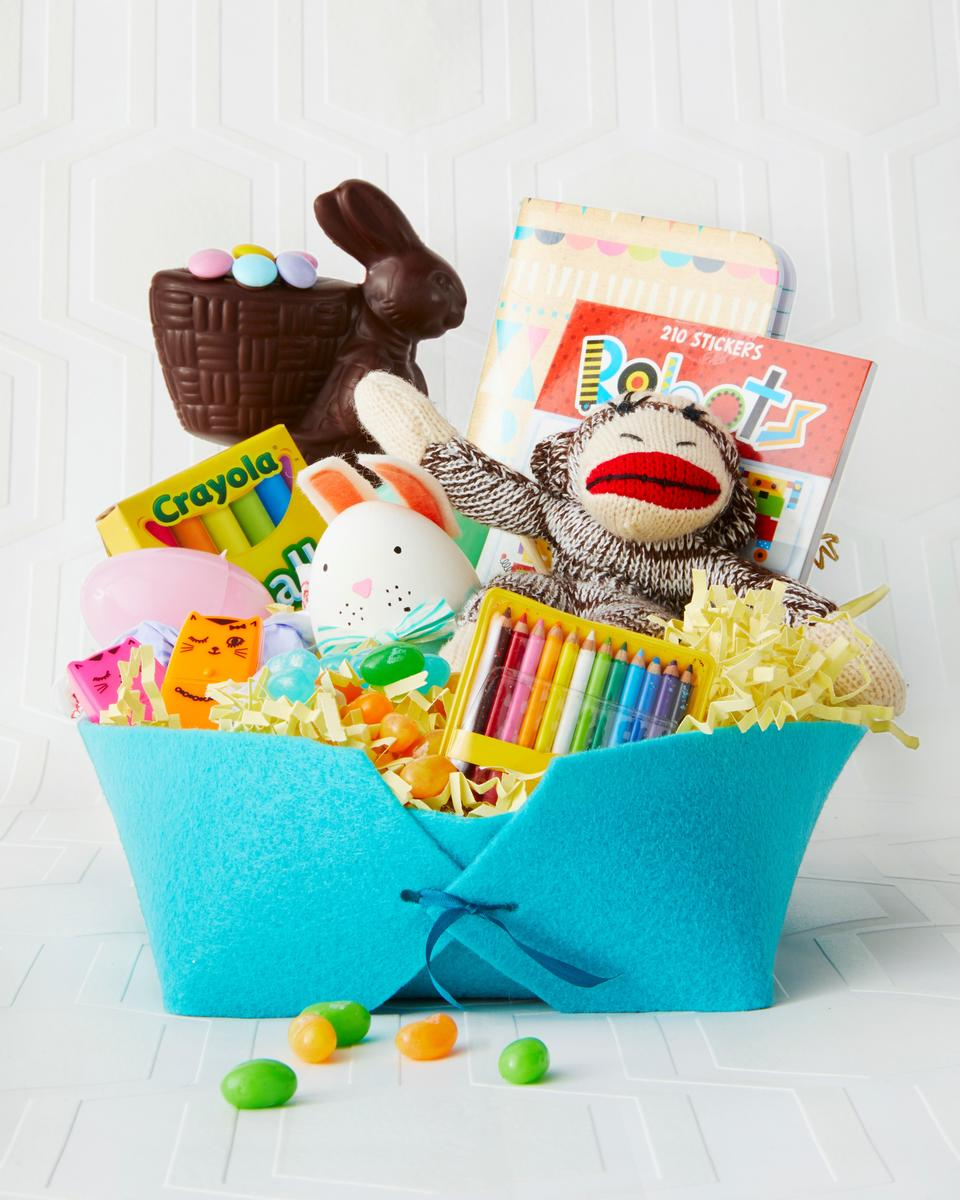 3 DIY Reusable Easter Baskets