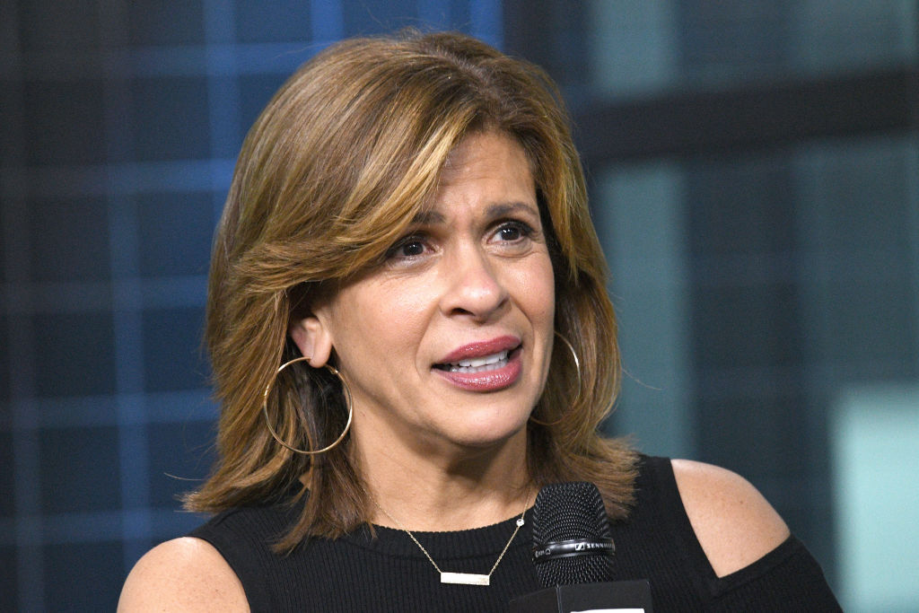 Hoda Kotb Delivers Heartwarming Adoption News to a Couple in an Emotional Video