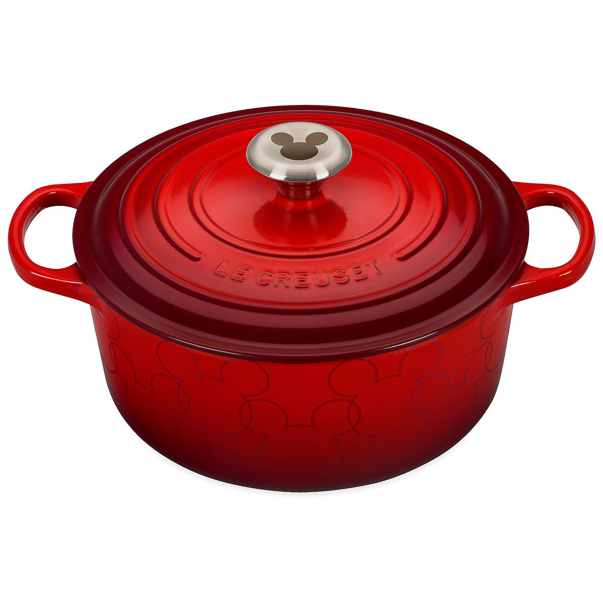 Le Creuset Mickey Dutch Oven