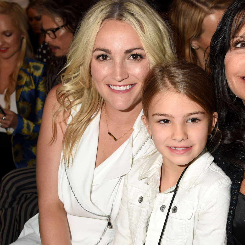 Jamie Lynn Spears has given birth to her second child_Still_