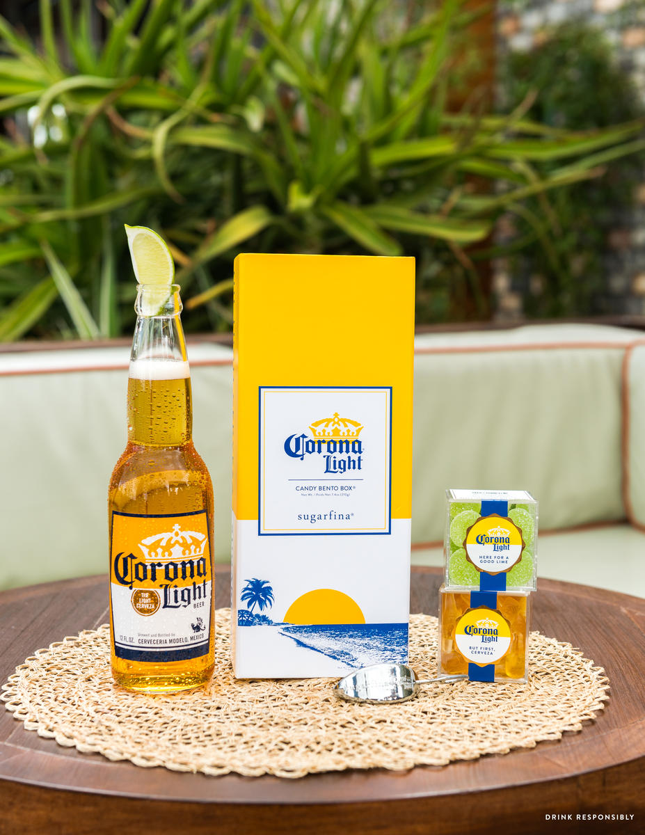 This Sugarfina Candy Collab With Corona Light Is the Perfect Summer Party Favor
