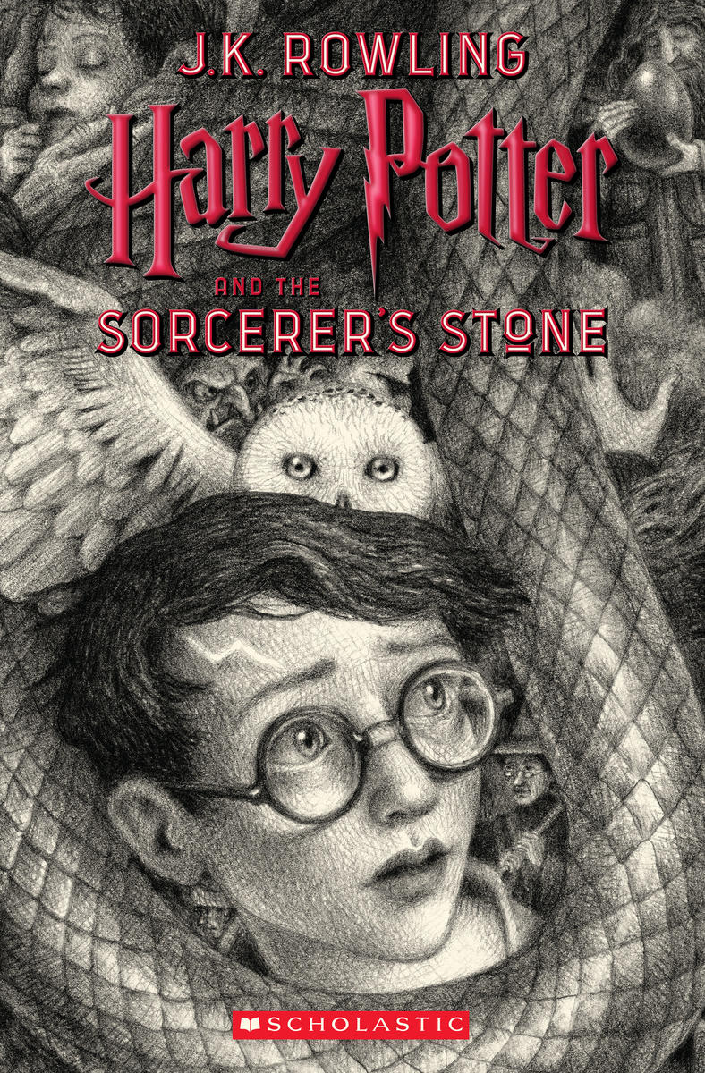Harry Potter Art Book Cover 1