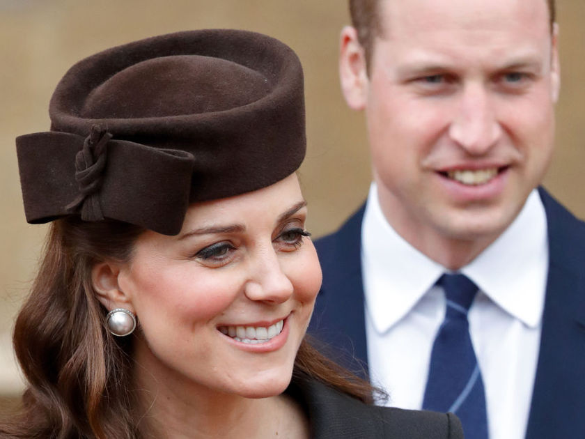 Kate Middleton & Prince William Welcome Their Third Child