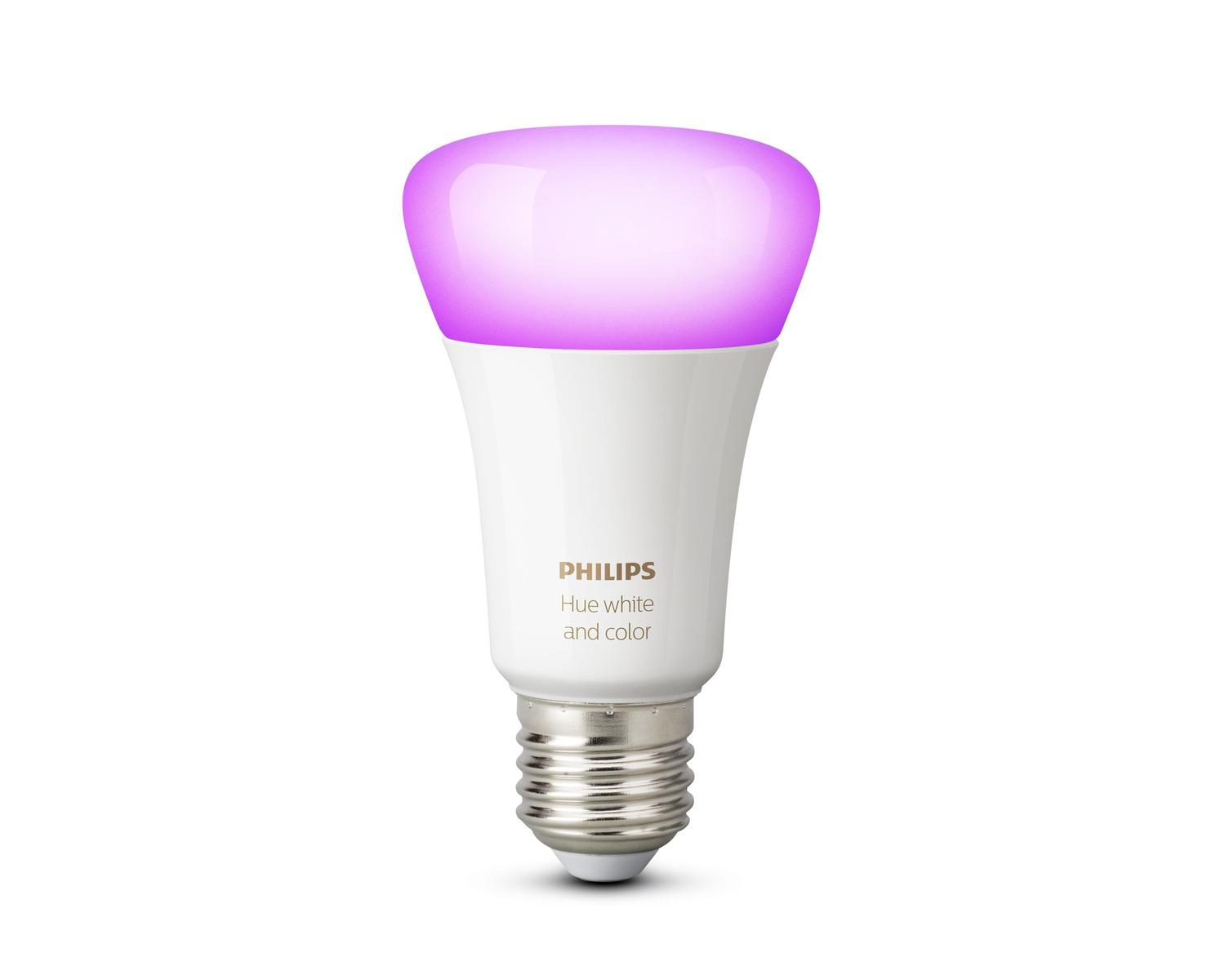 Family Technology Philips Hue bulbs