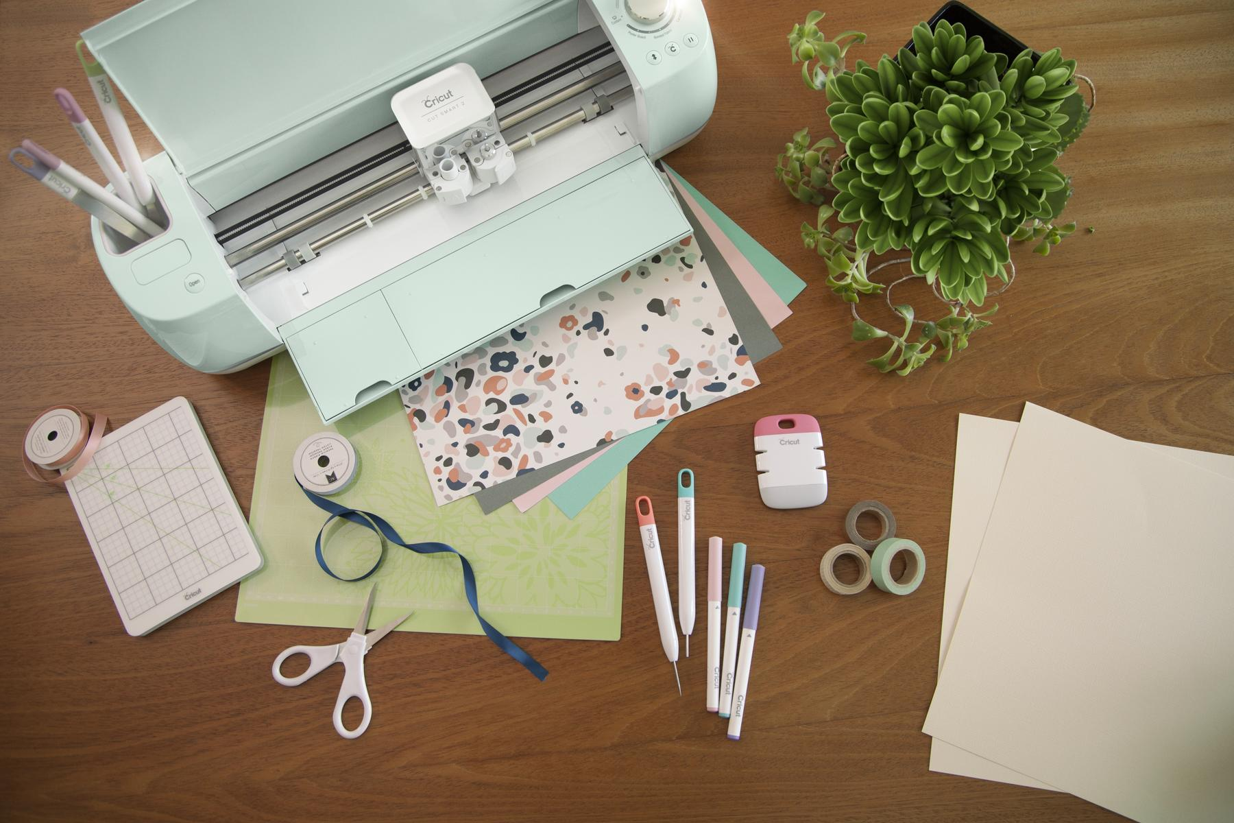 Family Technology Cricut smart-cutting machine
