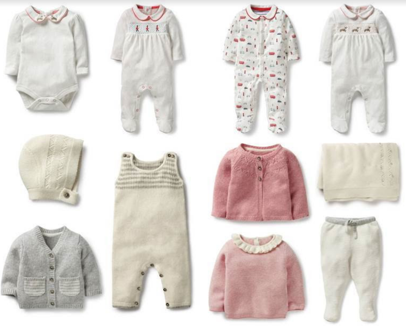This 'Very British Baby' Collection From Boden Will Turn Every Baby Into a Royal Baby