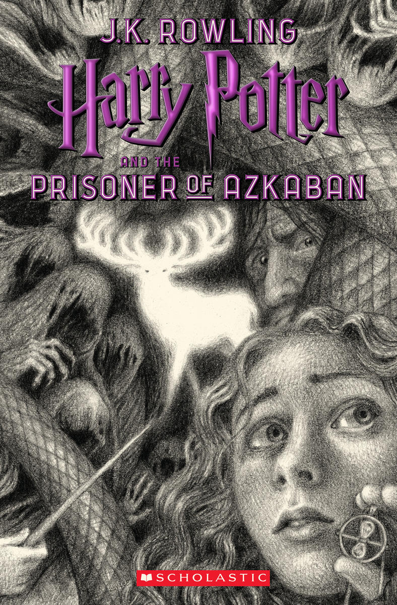 Harry Potter Art Book Cover 3