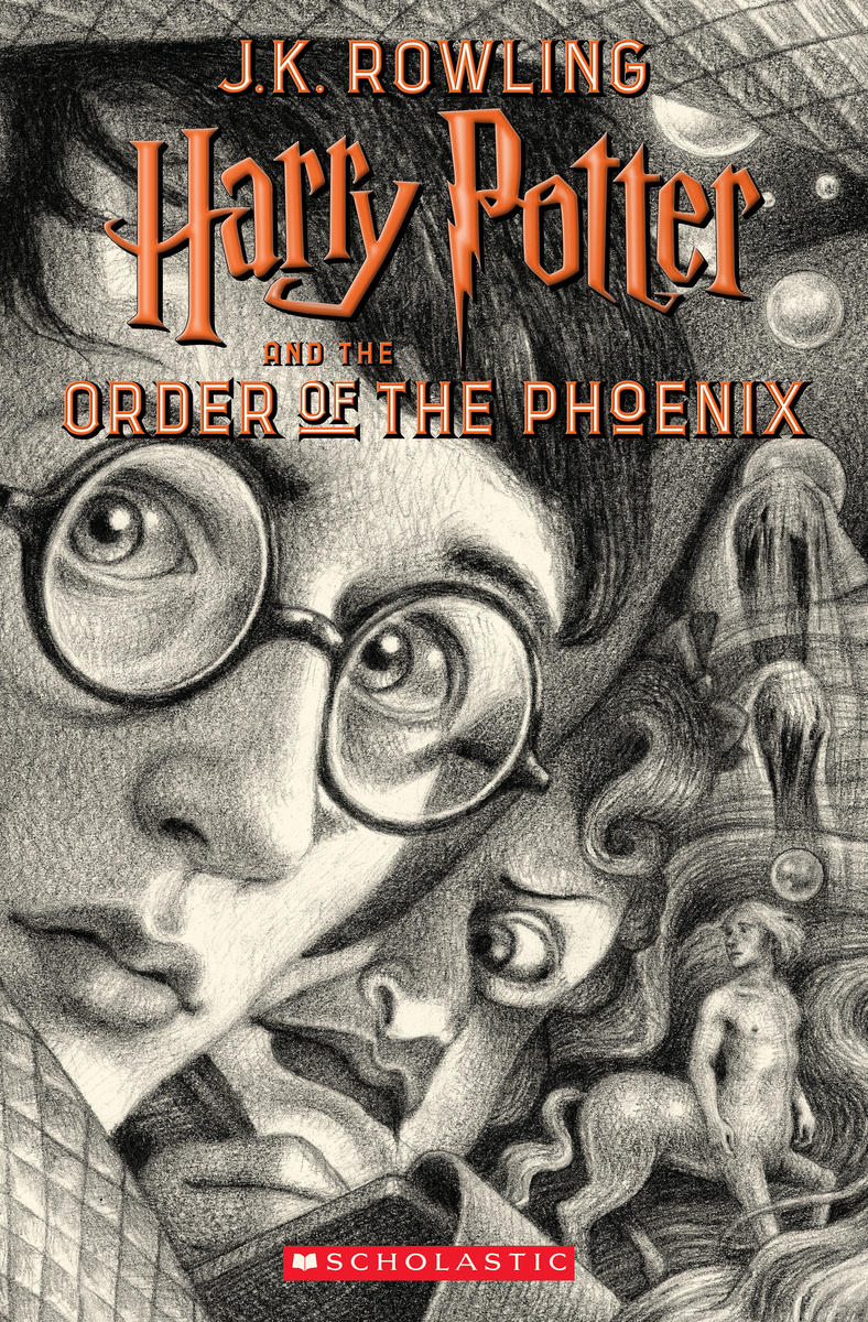 Harry Potter Art Book Cover 5