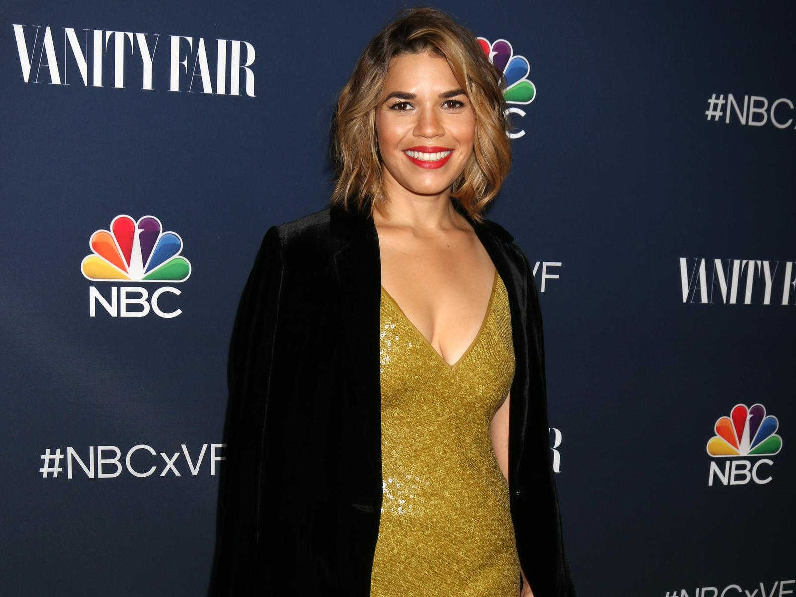America Ferrera Gave Birth to a Son, and We're Totally Digging His Name AND His Nickname