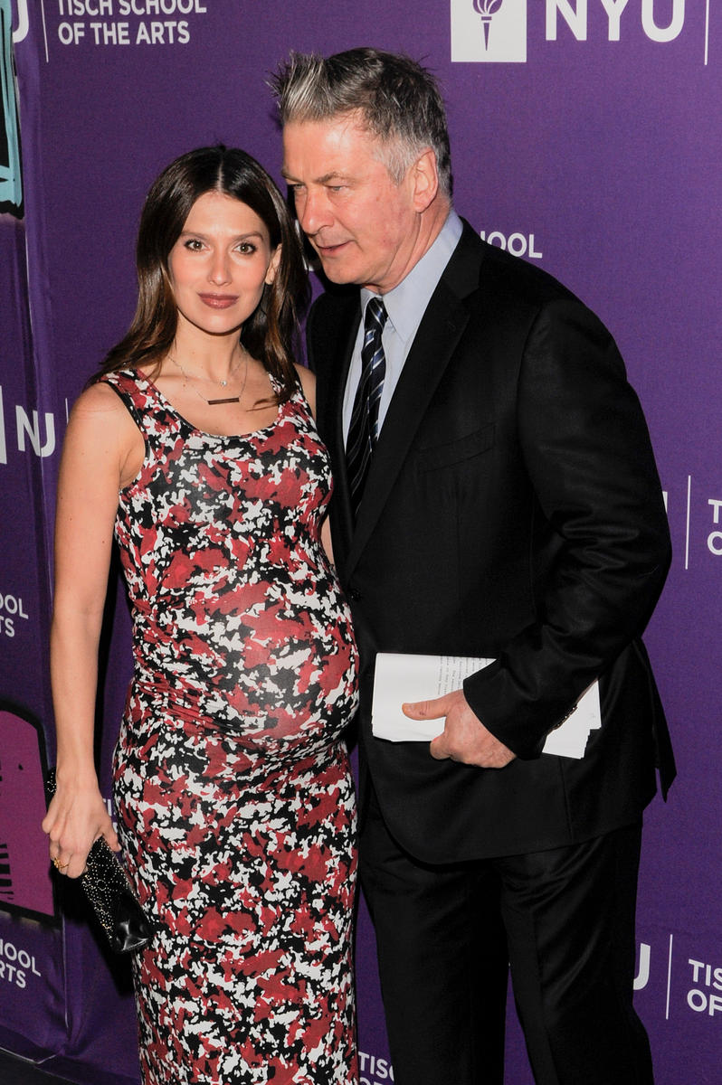 Alec and Hilaria Baldwin Welcome a Son