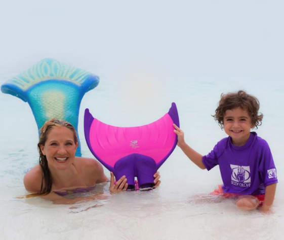 Make Your Mystical Dreams Come True With This Mermaid Fin Perfect for Swimming