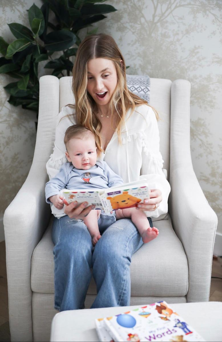 Whitney Port and Sonny Reading