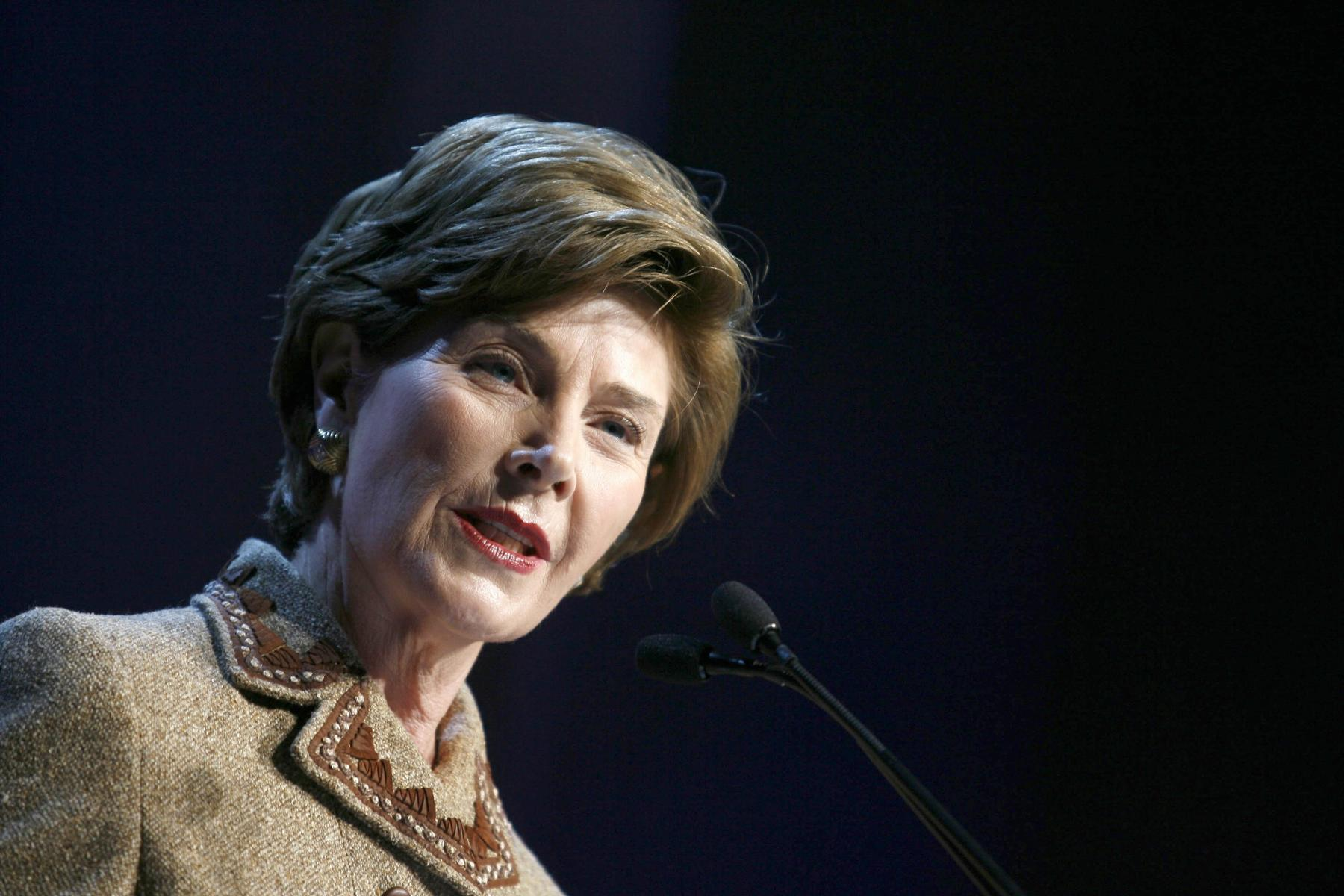 Laura Bush Breaks 3-Year Silence on Trump to Condemn the 'Cruel, Immoral' Treatment of Migrant Children