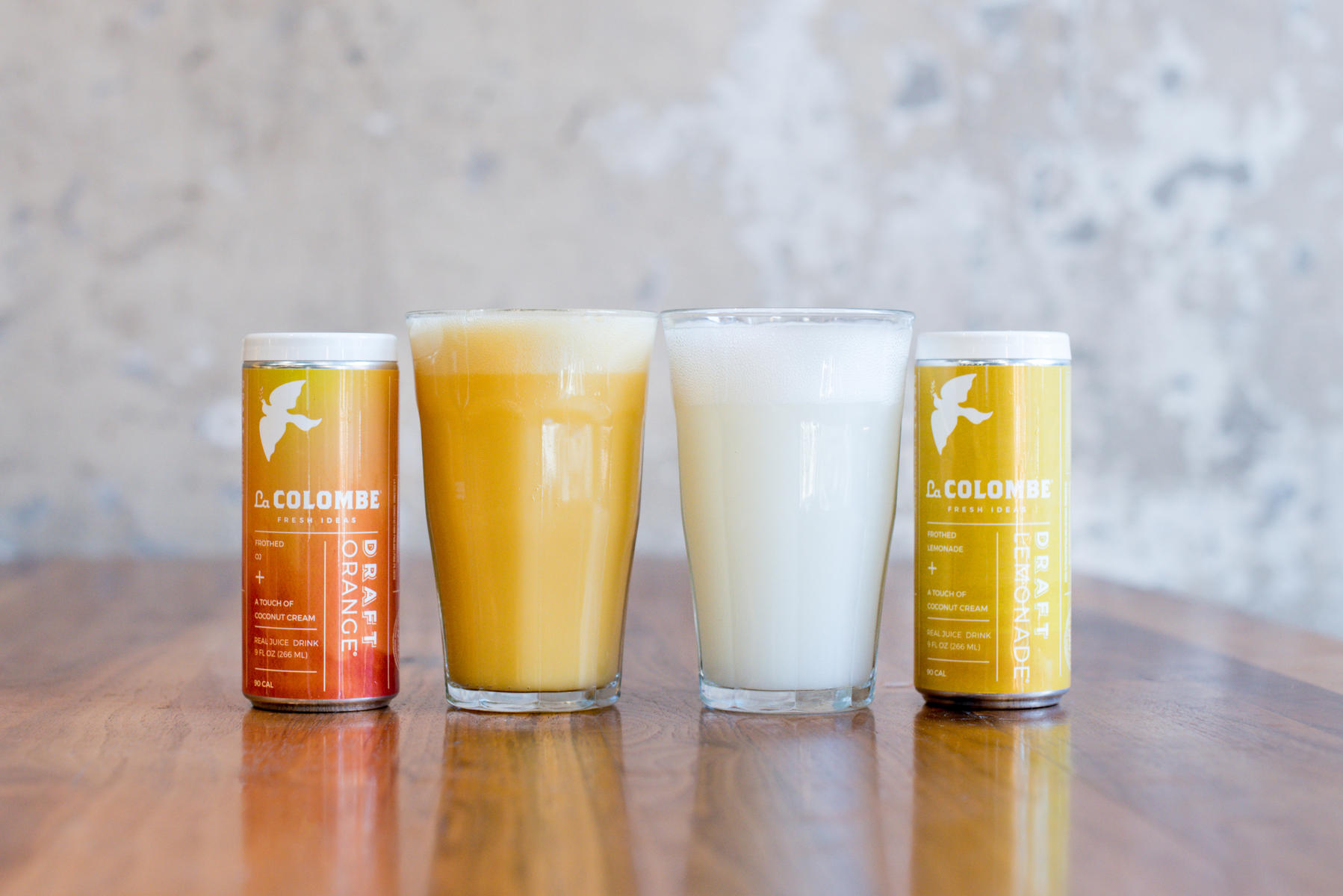 La Colombe Draft Juices
