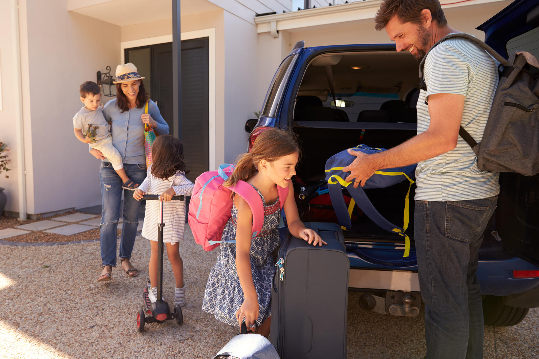 The Ultimate Packing List for All Family Summer Vacations