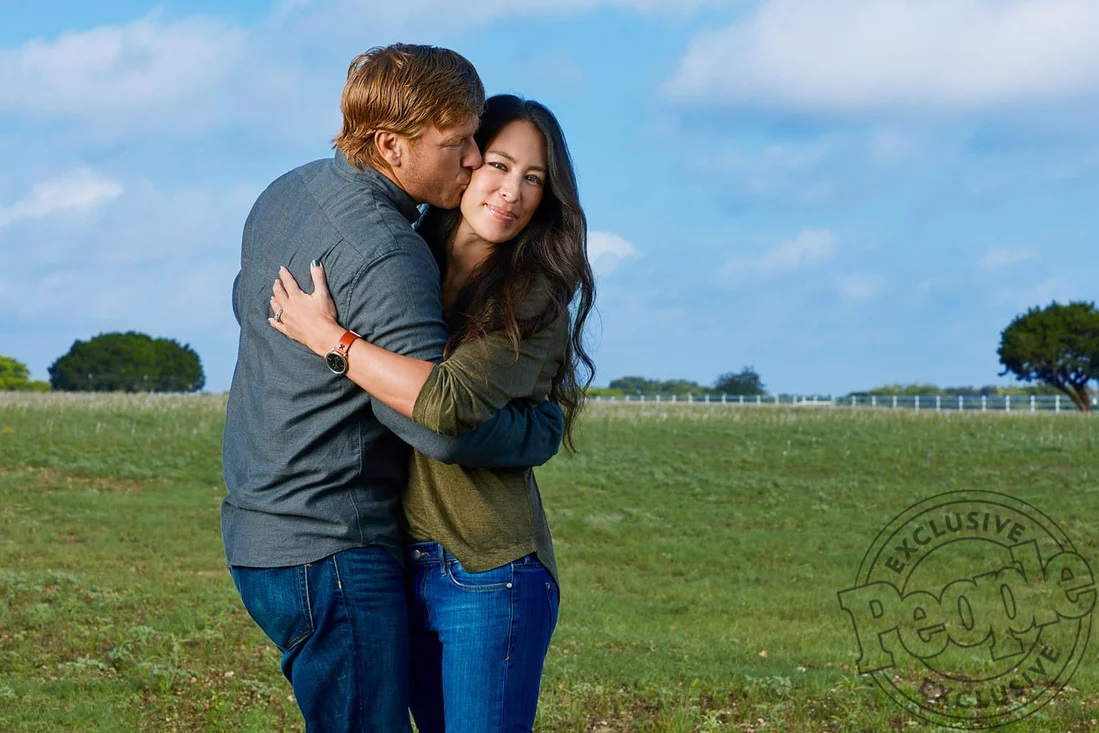 PEOPLE Chip and Joanna Gaines