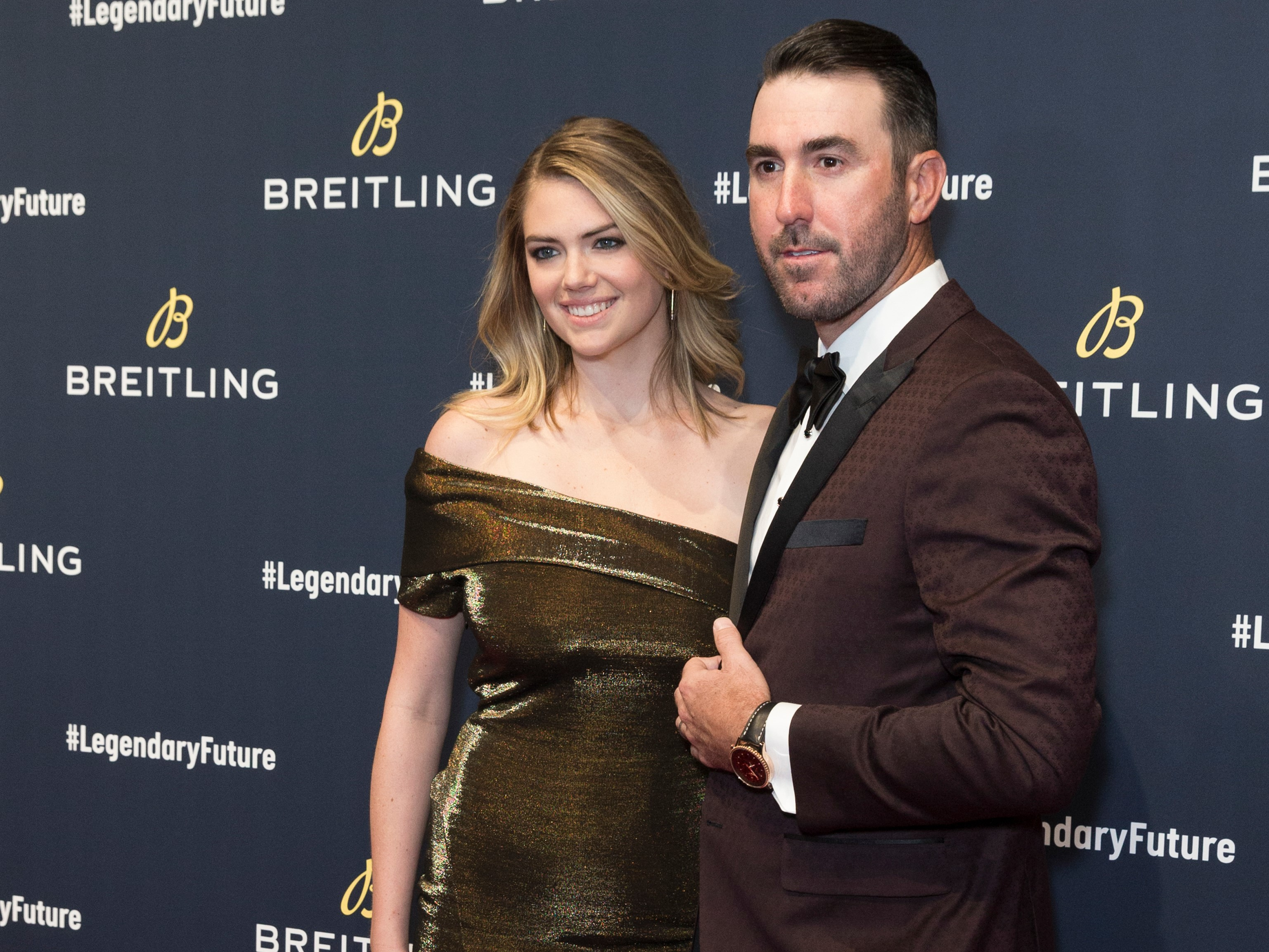 Kate Upton Is Pregnant! Supermodel and Justin Verlander Are Expecting Their First Child Together