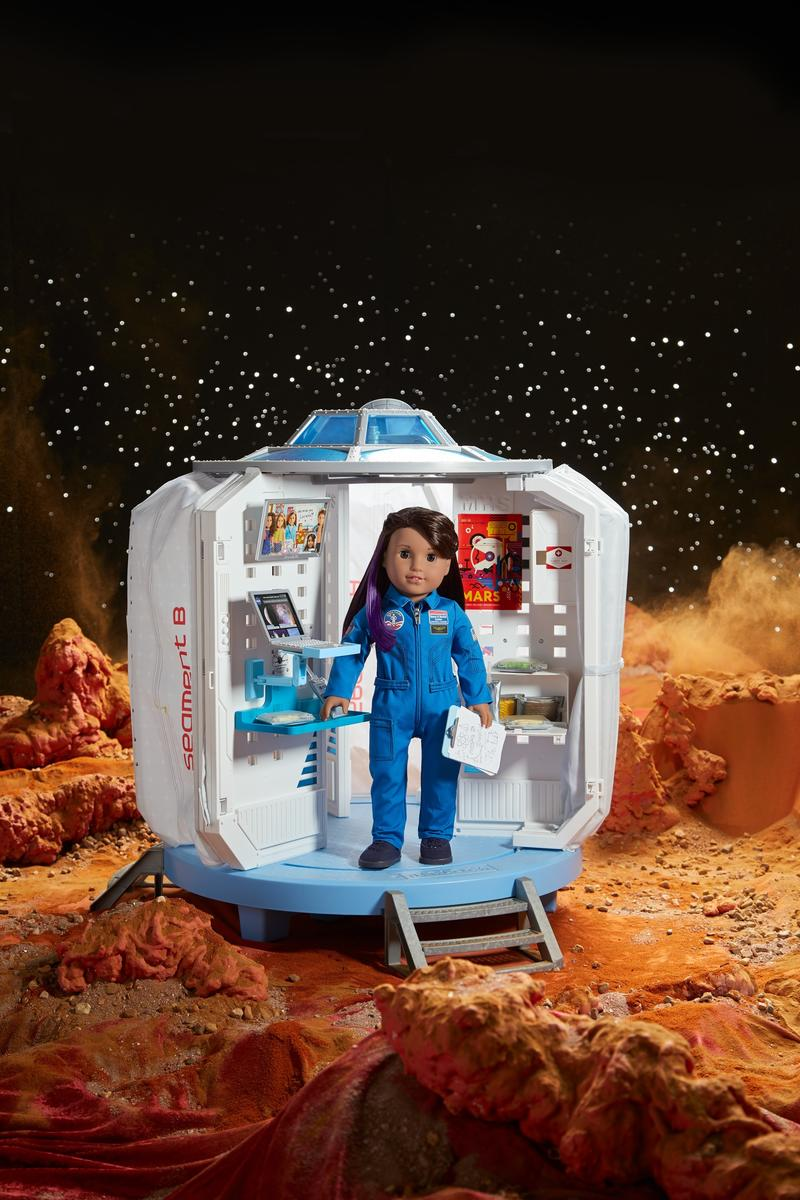 The New Barbie and American Girl Sets Are #ScienceGoals
