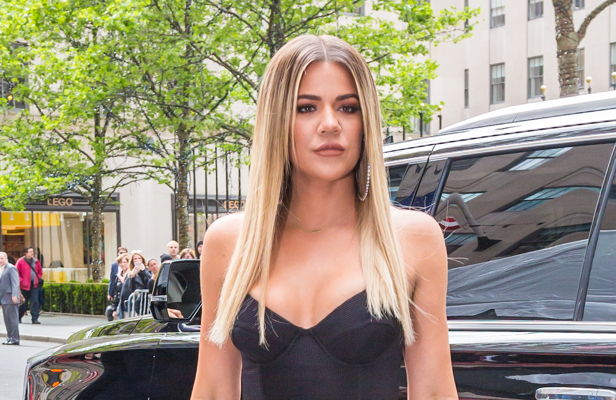Khloé Kardashian Slams Claims She's on a 'Ridiculous' Post-Baby Diet After Showing Off Weight Loss