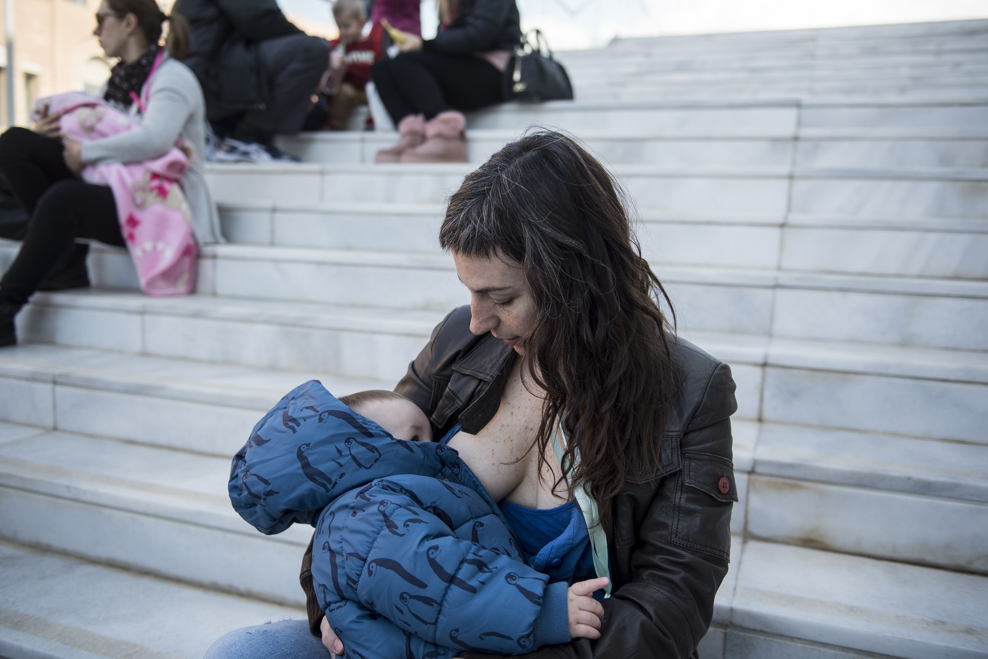 Breastfeeding in Public Is FINALLY Legal in All 50 States